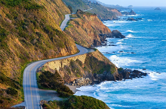 Pacific Coast Highway California
