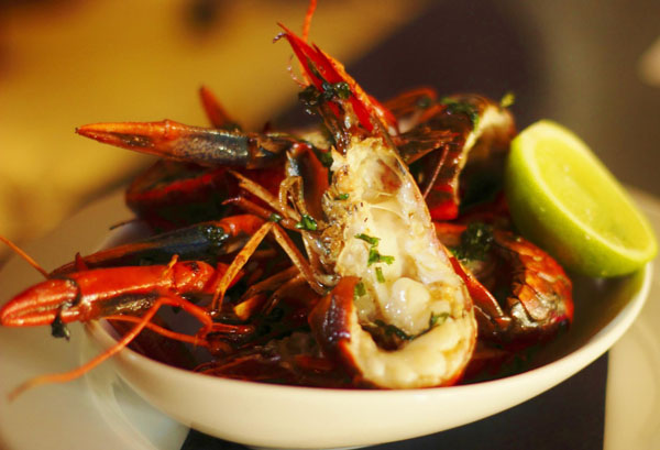 Yank out yabbies in melbourne australia 29 essential food for Australian cuisine melbourne