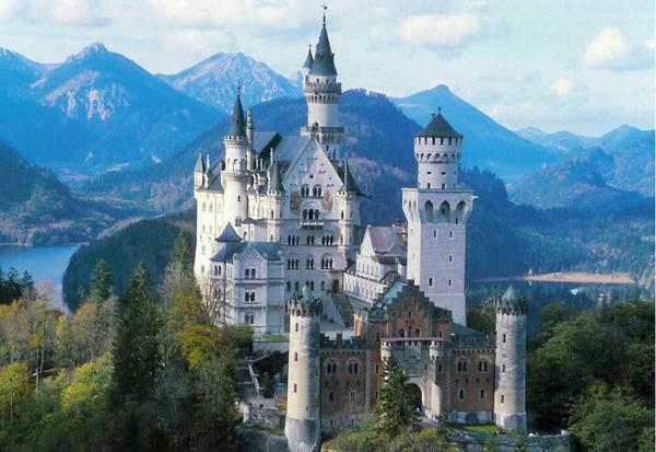 Drive Germany's Romantic Road