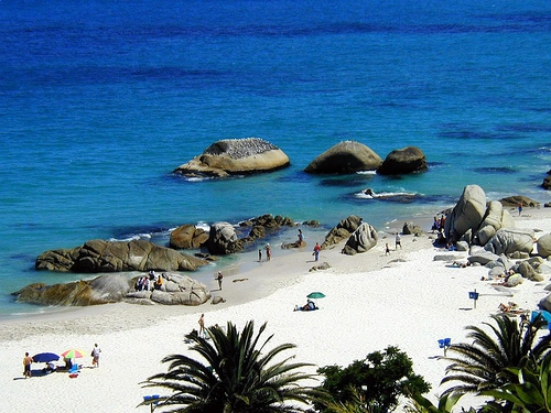 Image result for clifton beach south africa