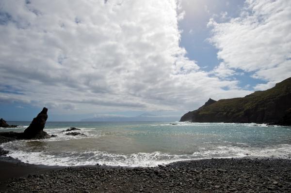 Playa De La Caleta, La Gomera