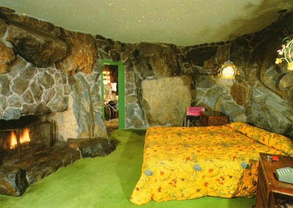 The Caveman Room