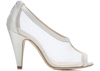 5 Beautiful White Loeffler Randall High Heels → 👠 Shoes