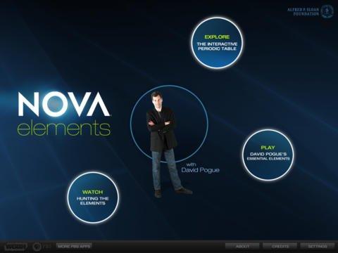 Nova Elements