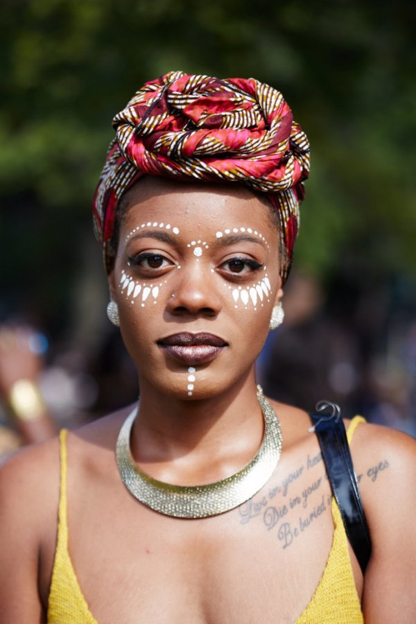 The best in hair and beauty at afropunk fest ny 2015 for African photoshoot ideas