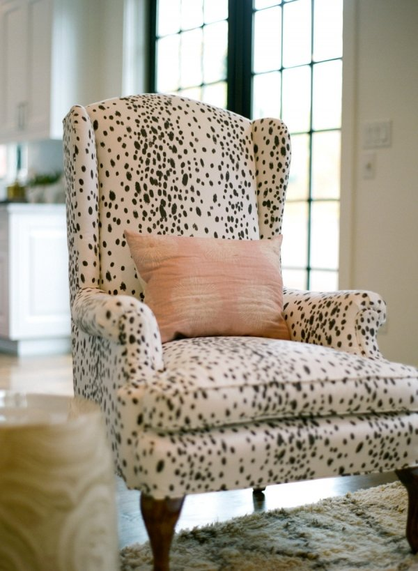 Black And White Spotted Chair 21 Awesome Wingback Chairs