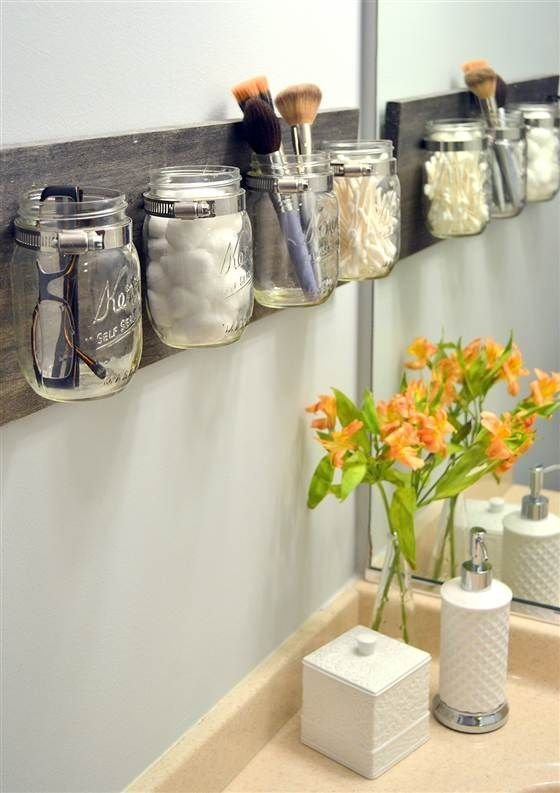 Wall Mounted Jars