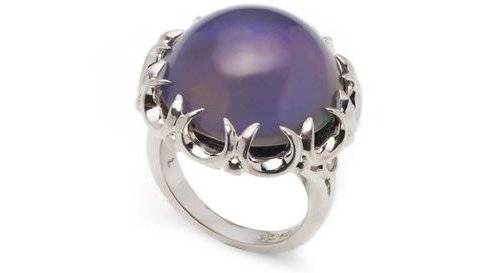 Eddie Borgo Dahlia Mood Ring