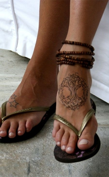 5 foot 7 spots to get a tattoo that employers won 39 t for Foot tattoo aftercare
