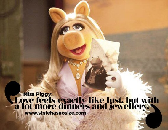 Kermit And Miss Piggy Quotes On Love - Quotes That ...