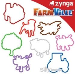 SillyBandz FarmVille Shapes