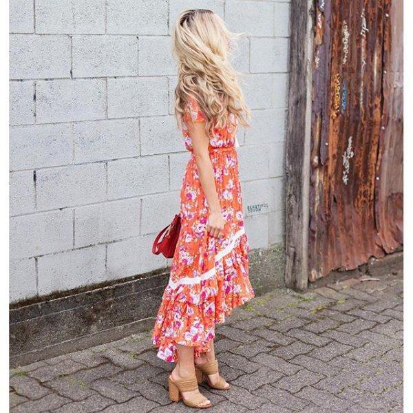clothing, color, hair, pink, orange,
