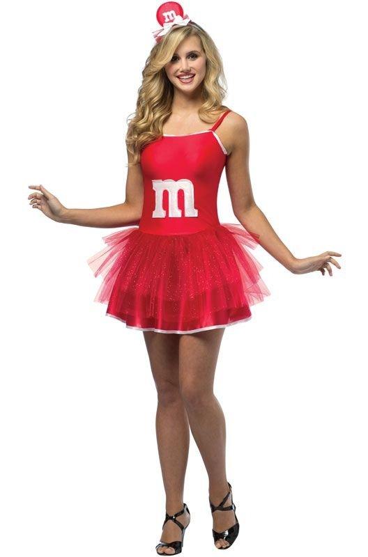 4. M&M - 29 Adorable Teen Halloween Costumes ... → 👭 Teen
