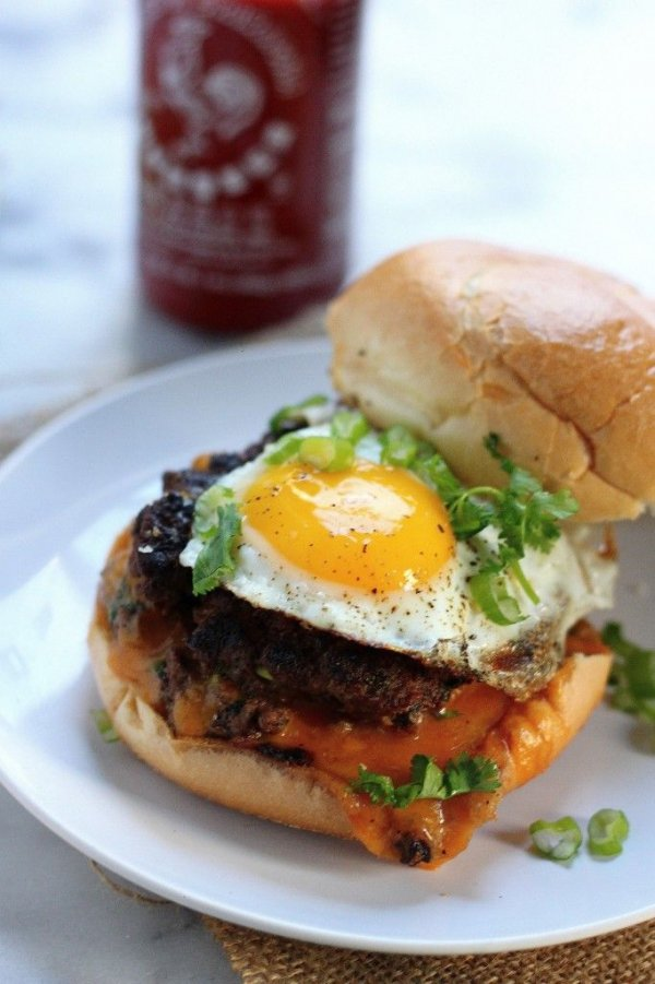 32. New Mexico: Egg Burger - What is Your State Googling for Dinner ...