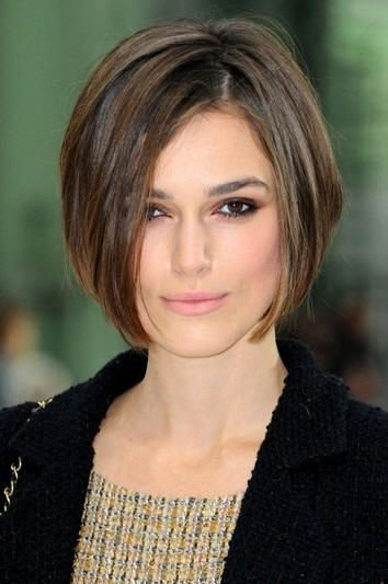Keira s Bob 21 Sweet Hairstyles for Your Heart Shaped Face …