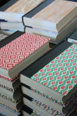 DIY Upcycled Book Journal