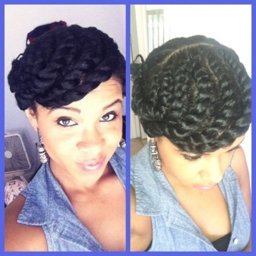 67 Crushworthy Natural Hair Ideas from Pinterest  → Hair