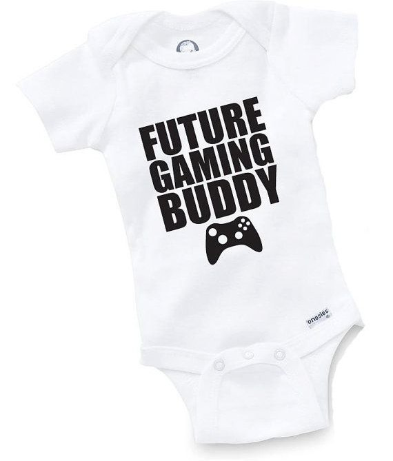 Direct,GaymerX,infant bodysuit,clothing,white,