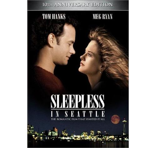 Sleepless in Seattle, SLEEPLESS IN SEATTLE, SLEEPLESS IN SEATTLE, DEFENSELESS, advertising,