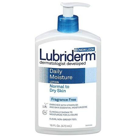 Lubriderm Daily Moisture for Sensitive Skin