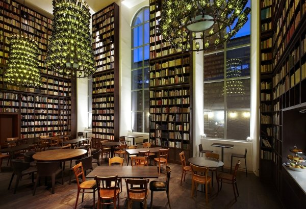 The Library Hotel, USA