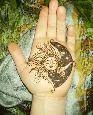wundersch ne henna muster inspirieren ihre tinte du wirst nicht. Black Bedroom Furniture Sets. Home Design Ideas