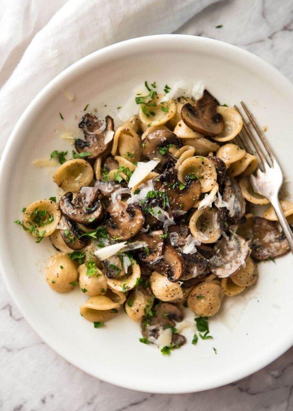 food, dish, cuisine, mushroom, produce,