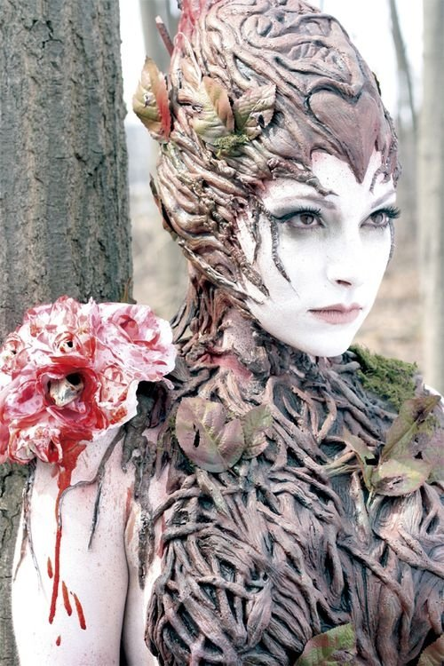 Queen Of Hearts 29 Amazing Works Of Special Effects Makeup