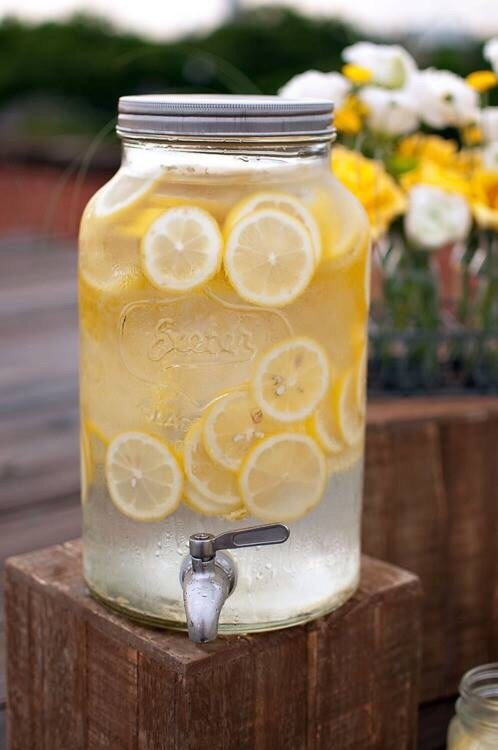 drink, mason jar, produce, citrus, lighting,