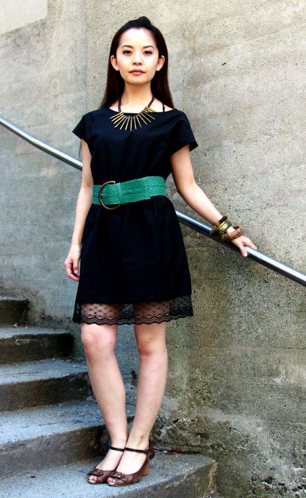 clothing, black, dress, photography, lady,
