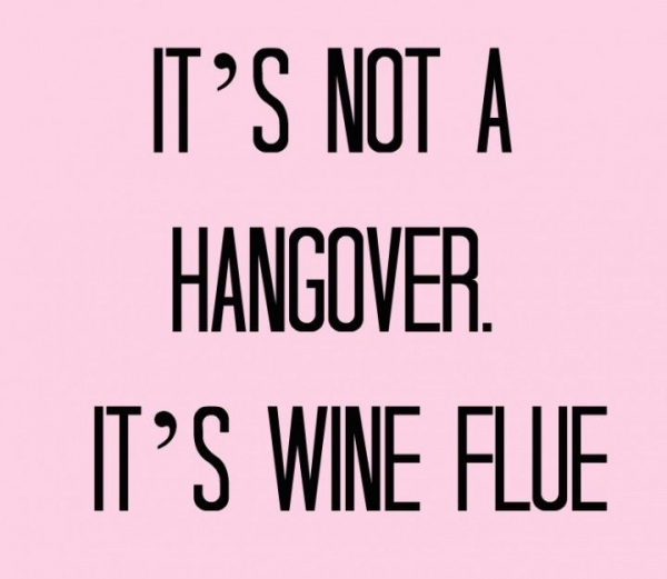 Not a Hangover - Carpe Vinum! These Quotes about Wine Will
