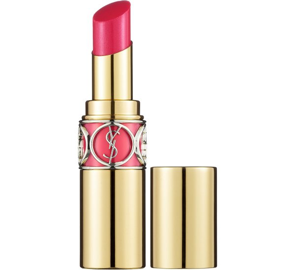 Yves Saint Laurent Rouge Volupté Shine in Pink in Devotion