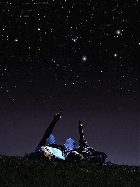 ... Thinking the Same Thing when You Wish upon a Star