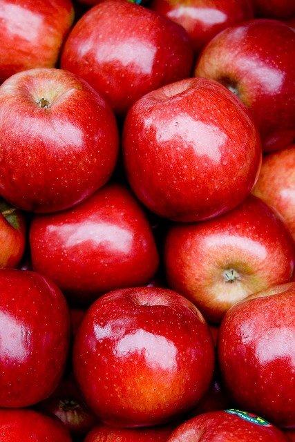 food,fruit,plant,produce,apple,