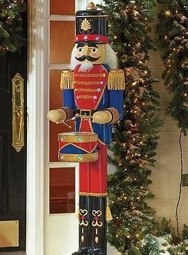 On The Front Porch 25 Festive Nutcrackers To Enjoy This
