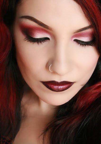 Poison apple 21 daring eye makeup looks to try in 2015 - Schminktipps mac ...