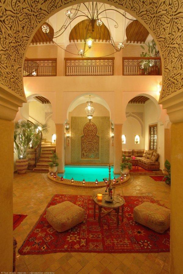 Riad De Charme Marrakech, MOROCCO