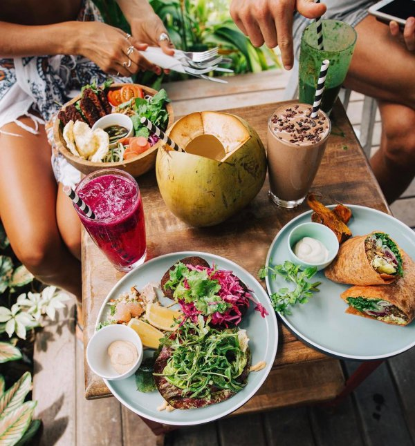 food, meal, dish, brunch, vegetarian food,