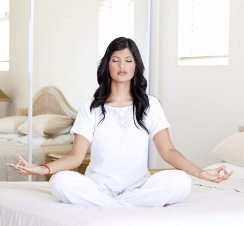 Try Deep Breathing before Bed to Relax Stress and Prepare Your Body for a Relaxing Sleep