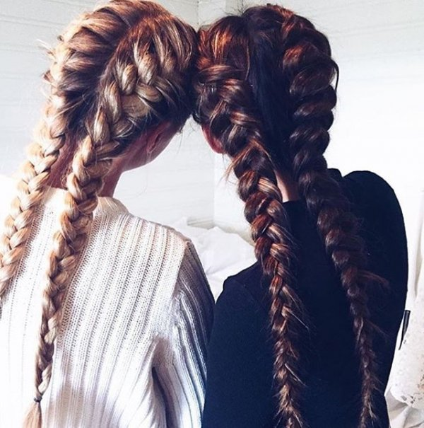 hair, clothing, hairstyle, braid, french braid,