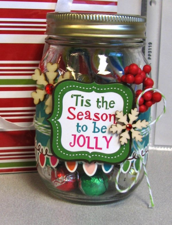 Jolly Jars 9 Unique Christmas Decorations To Wow Your
