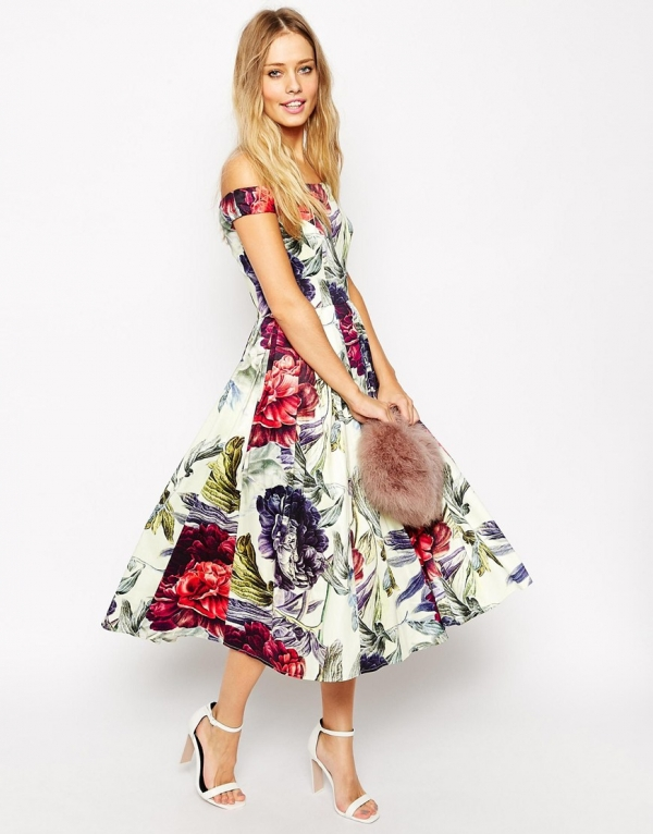 Wedding Guest Dresses That\'ll Rival the Bride\'s Gown | Fashion Ray