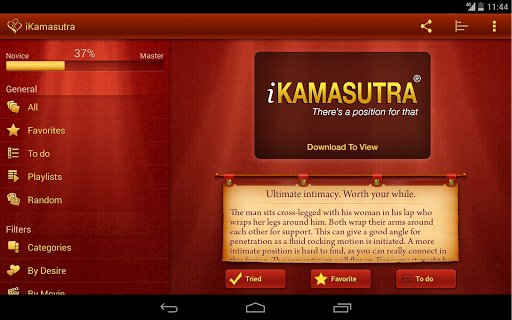 IKamasutra Positions Guide