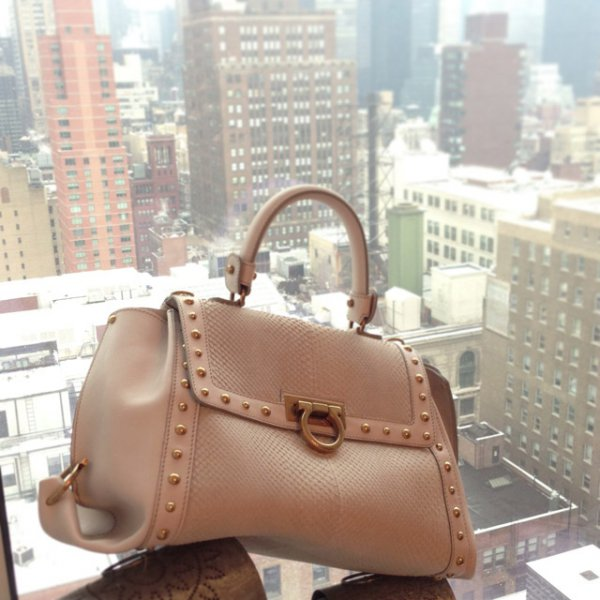 handbag, bag, brown, leather, liu,