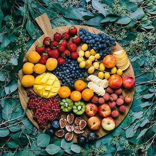 food, painting, produce, art, flower,