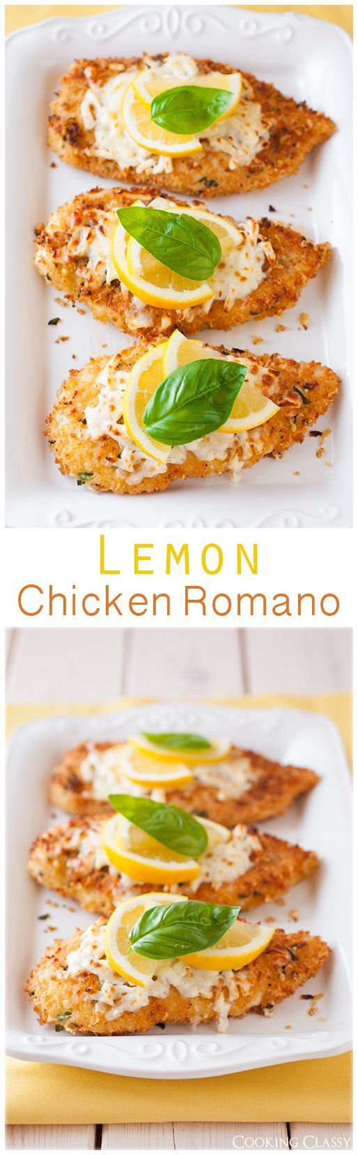 36 refreshing lemon recipes for any day of the week food for Rdv cuisine