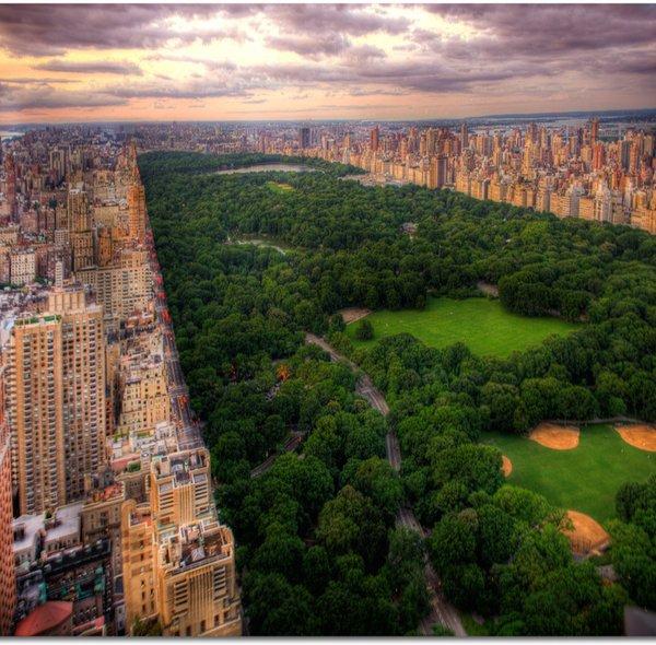 Central Park: New York, USA
