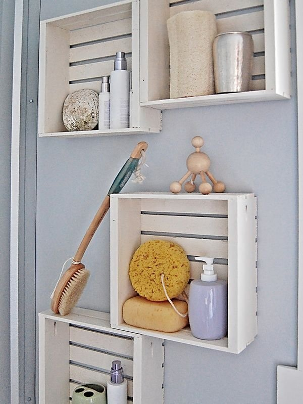 7 DIY Storage Ideas for Small Apartments ... DIY