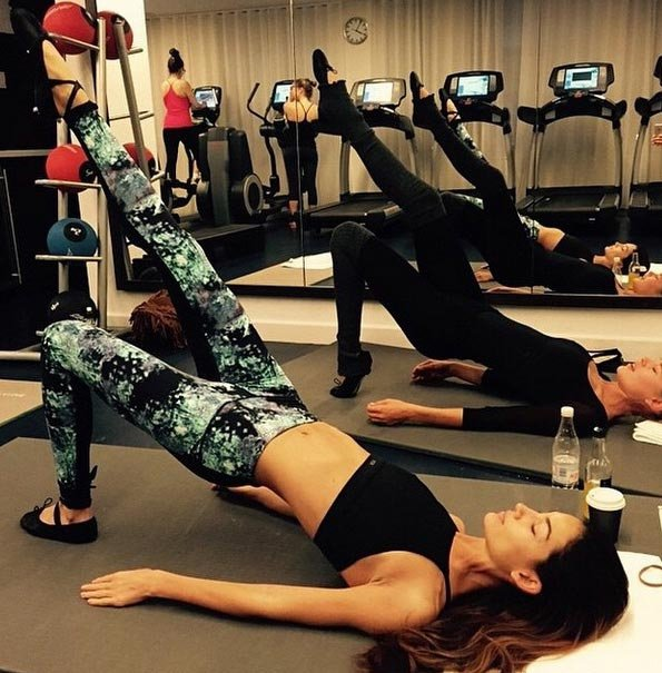 Add Pilates to Your Routine