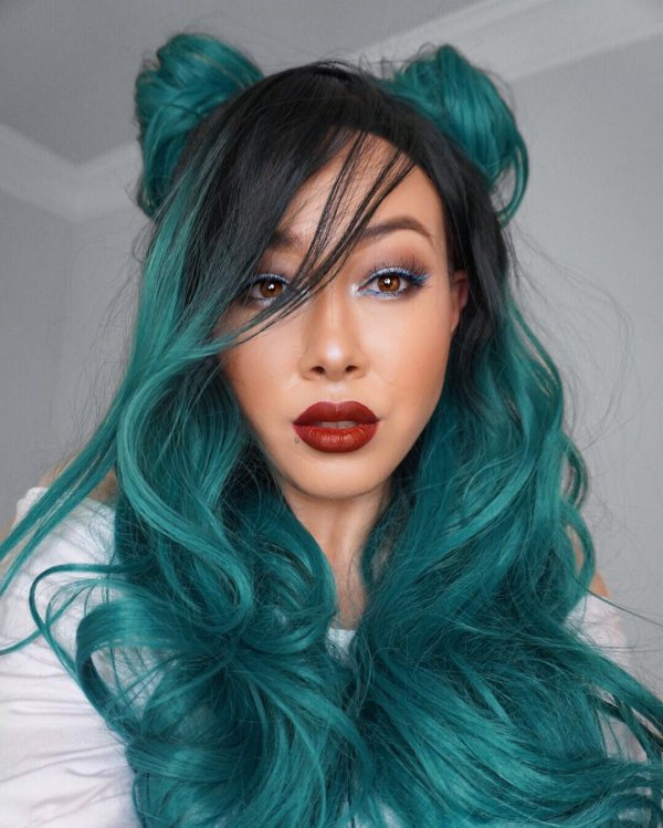 hair, color, human hair color, face, blue,